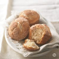 Tastefully Simple Cinnamon Muffin Mix
