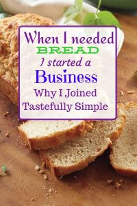 Why I joined Tastefully SImple