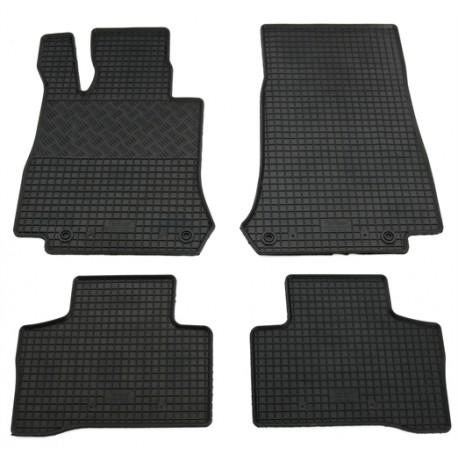 tapis de sol pour mercedes glc suv x253 15 21 glc coupe c253 15 21 caoutchouc 4 pieces autodc
