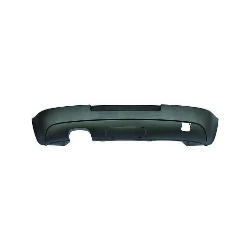 diffuseur bas de pare choc look gti avec cache pour attache remorque amovible vw golf 5 03 08 noir autodc