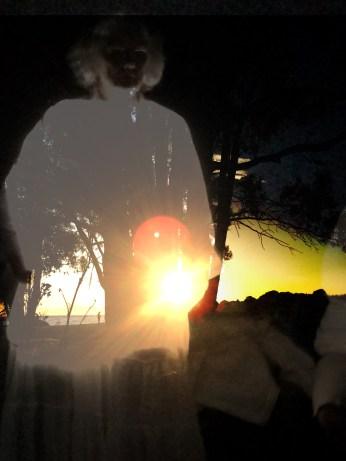 Haunted Equinox Sunset