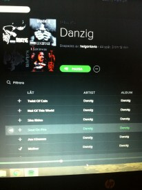 Inte en dag utan Danzig
