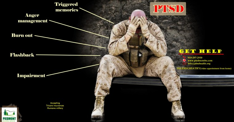 PTSD -Piedmont Behavioral Services