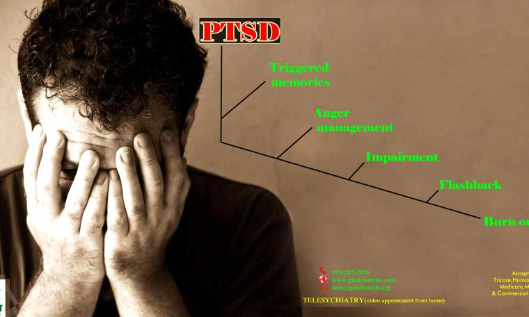 PTSD Treatment-Piedmont Behavioral Services