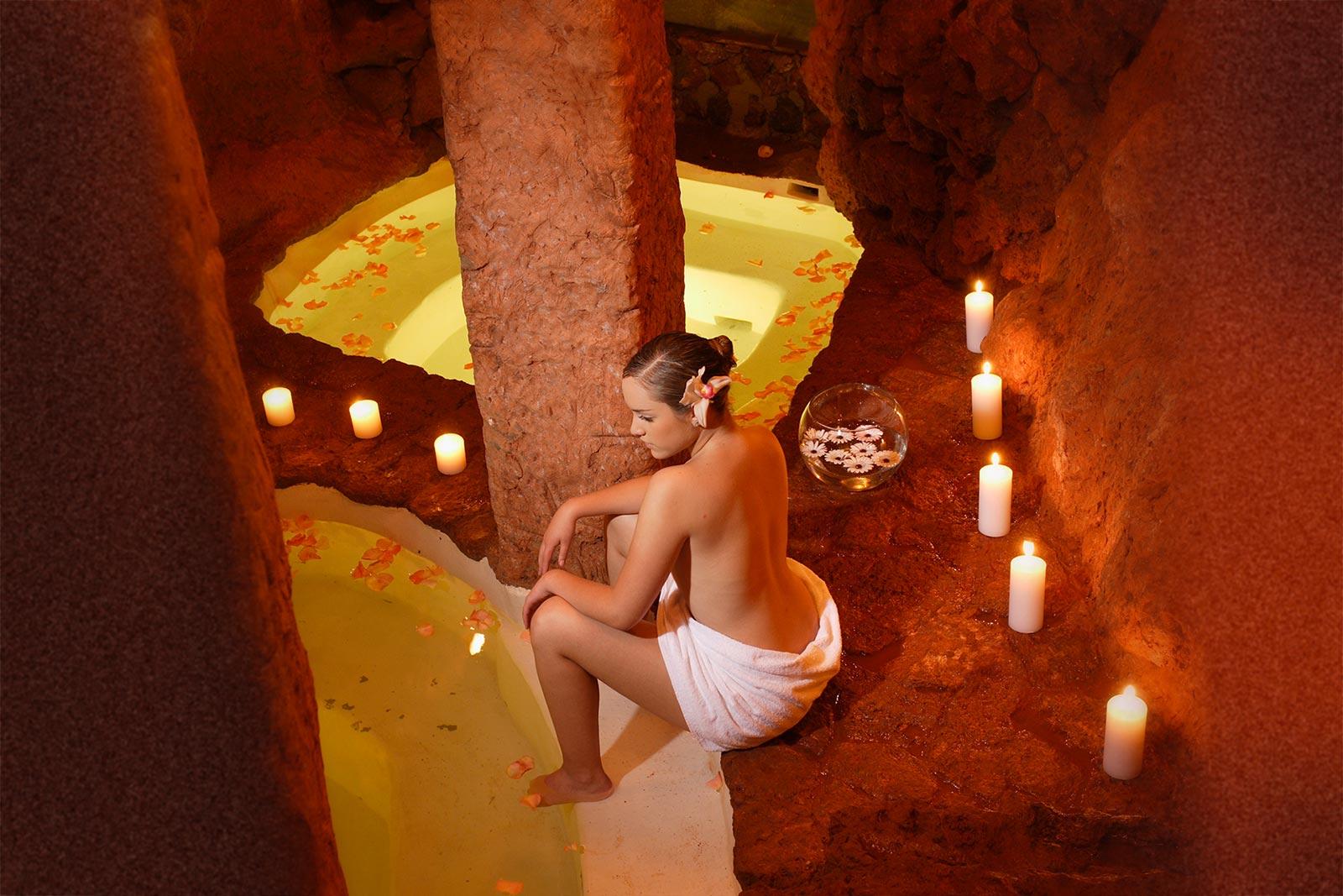 Piedra de Agua  Hot springs and Spa in Cuenca Ecuador