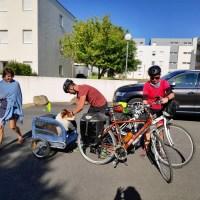 Expédition à vélo en Loire-Atlantique #7 – De Vannes à Missillac