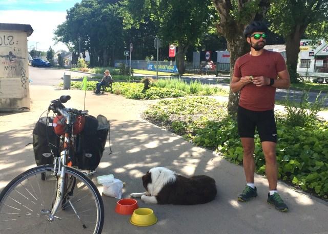 pause vélo rando à Herbignac