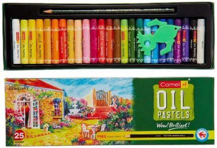 Camel Oil Pastels