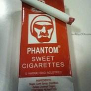 Phantom Cigarettes