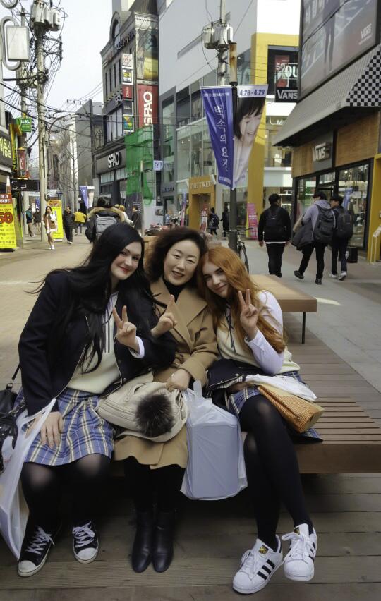 Vivre En Corée Du Sud : vivre, corée, Partir, Etudier, Lycée, Corée, 15-18