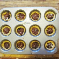 Disappearing Party Food: Onion Fig Tartlets