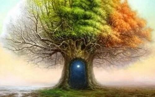 Test drzewa Karla Kocha  niezwyke zjawisko  Pikno umysu