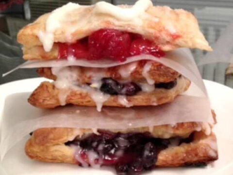 Easy Hand Pies Recipe ~ Pop Tarts (copycat)