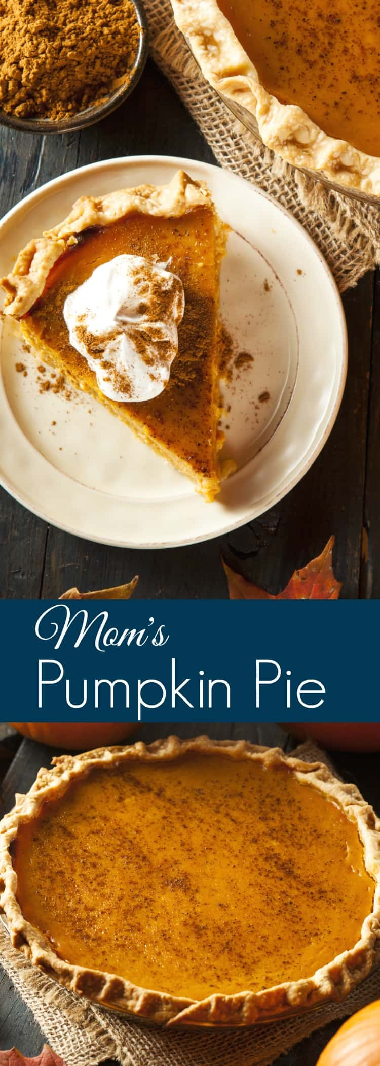 Easy Homemade Pumpkin Pie Recipe you can make from scratch for Breakfast, Lunch & Dinner! This homemade Pumpkin Pie Recipe is BIG on flavour! It's a Winner! #pumpkin #pumpkinpie #libbyspumpkinpie #homemadepumpkinpie #thanksgiving #pumpkin #pie #piecrust #pieladybakes.com