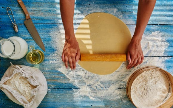 What is the Secret to Perfect Flaky Pie Crust?