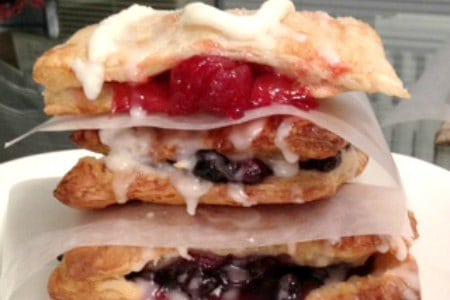 Easy Hand Pies Recipe   Only 3 Ingredients!