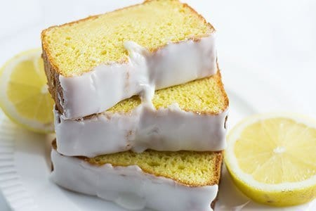 Easy Recipe for STARBUCKS Lemon Loaf | Copycat Recipe {Video}