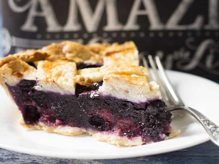 Razzleberry Pie