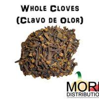 Whole Cloves (Clavo de Olor) Weights: 2 Oz, 4 Oz, 6 Oz, 8 Oz, 12 Oz, & 1 Lb (2 OZ)