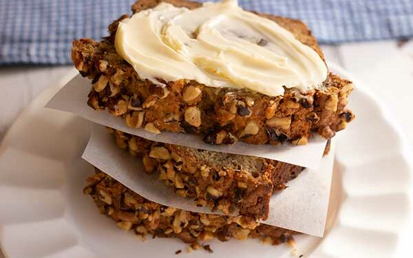 Bake Our starbucks banana bread recipe {COPYCAT} & save $$ (VIDEO)