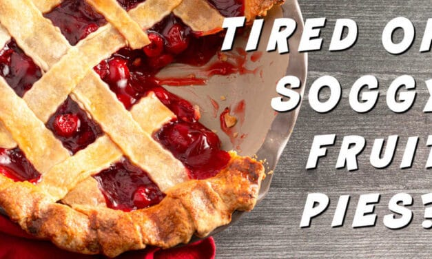 You can make the most beautiful Fruit pies! {VIDEO}