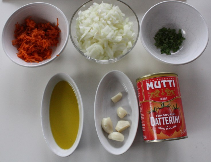 Friday Pizza Ingredients