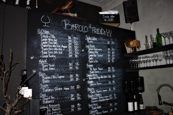 Barolo and Friends Territoriet
