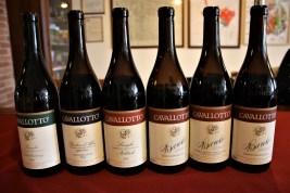 Cavallotto Lineup