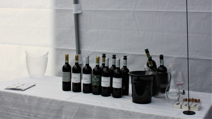 Sandefjord Vinfestival Veglio Lineup