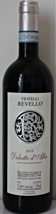wow revello dolcetto 2013