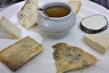 Osteria tre Case cheese