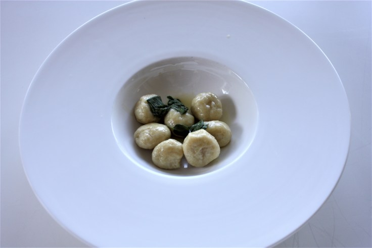 Recipe Gnocchi Butter and Sage
