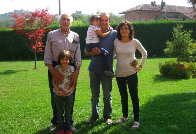 Francesco Borgogno Family