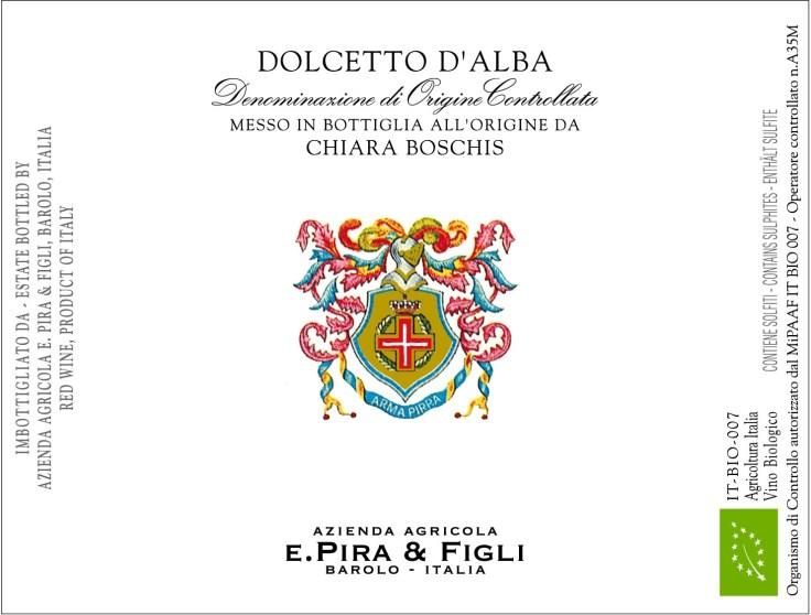 Chiara Boschis Dolcetto