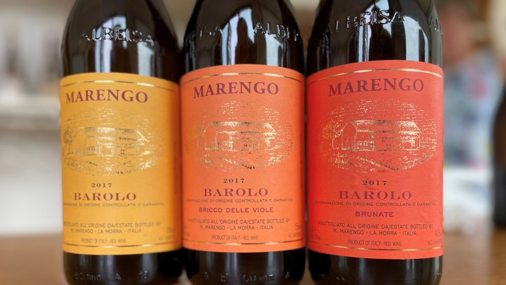Recent Release from Marengo: Barolo 2017