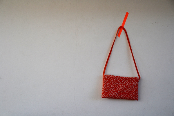 Zipper Purse – All About Orange