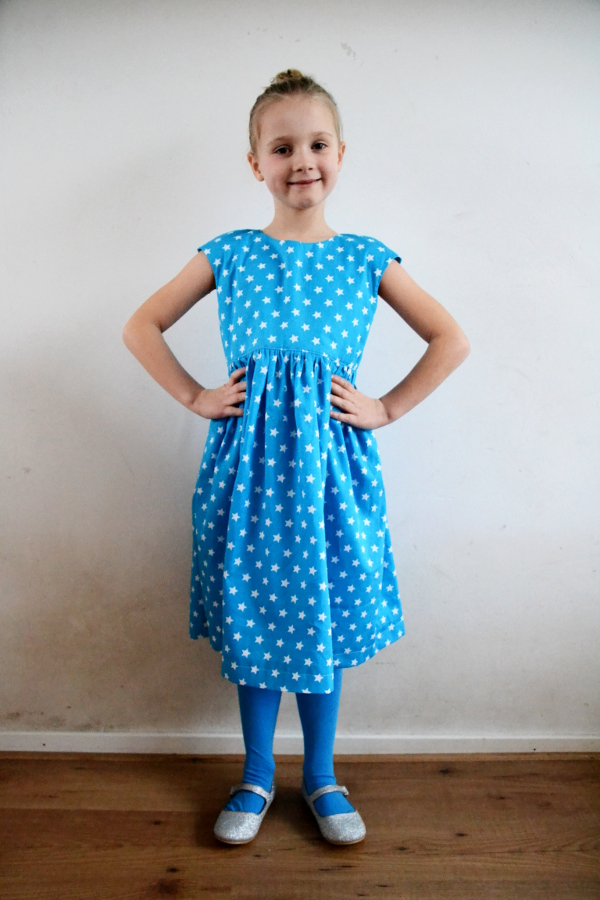 Birthday Girl – Caroline Party Dress
