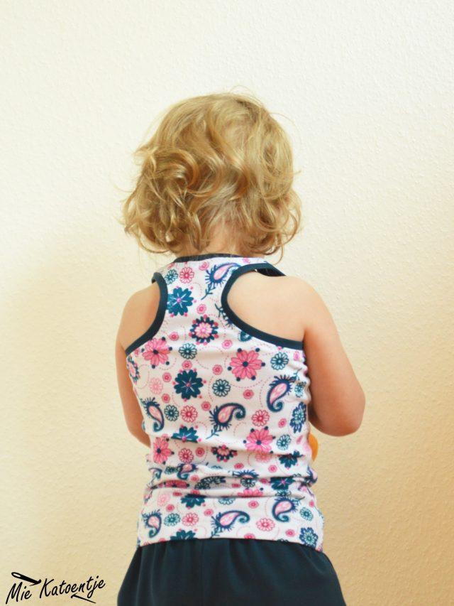 Free FJARA Baby Tank Top Pattern!