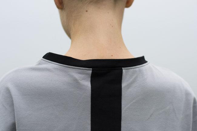 Strip Tee - Pattern by MadeIt - Sewn by Pienkel
