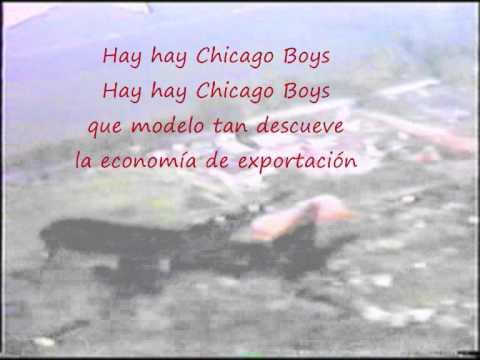 """""""Ay, ay, Chicago Boys"""""""