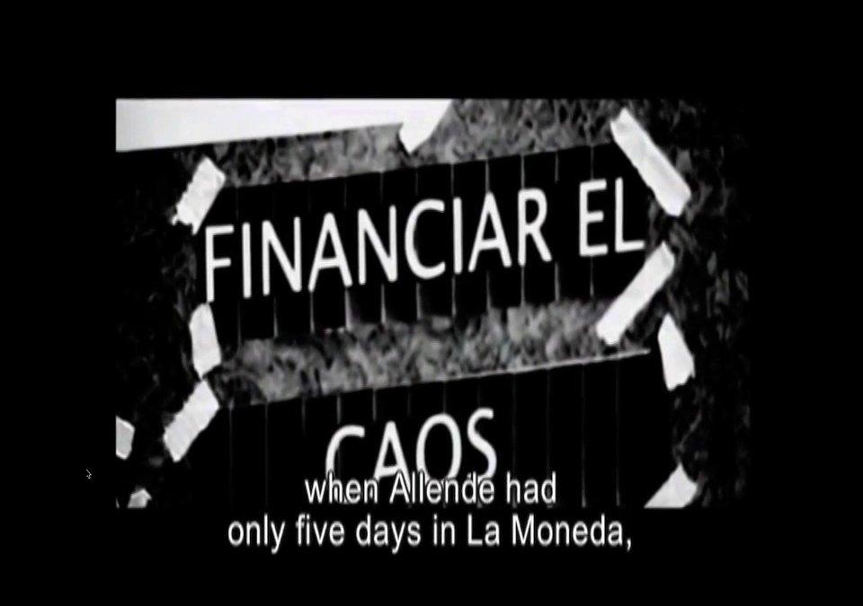 Calco y copia del Chile de Allende: Venezuela, guerra económica