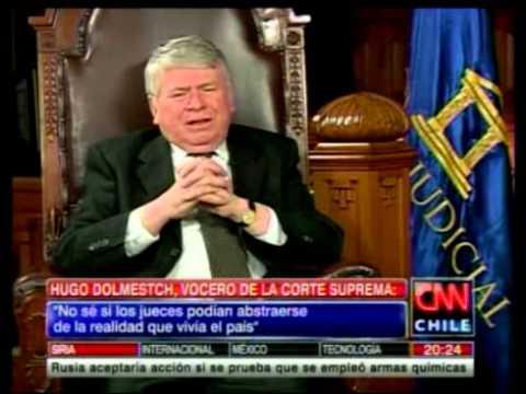 """Hugo Dolmestch: """"La Corte Suprema se reunió y apoyó el golpe militar"""""""