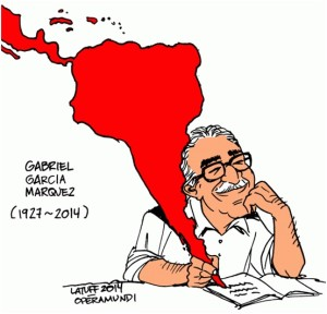 Caricatura: Carlos Latuff