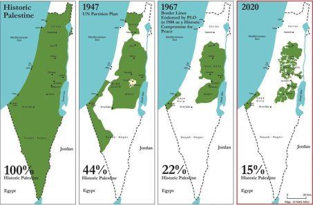 Escritores chilenos: NO al plan israelí por hacer desaparecer Palestina