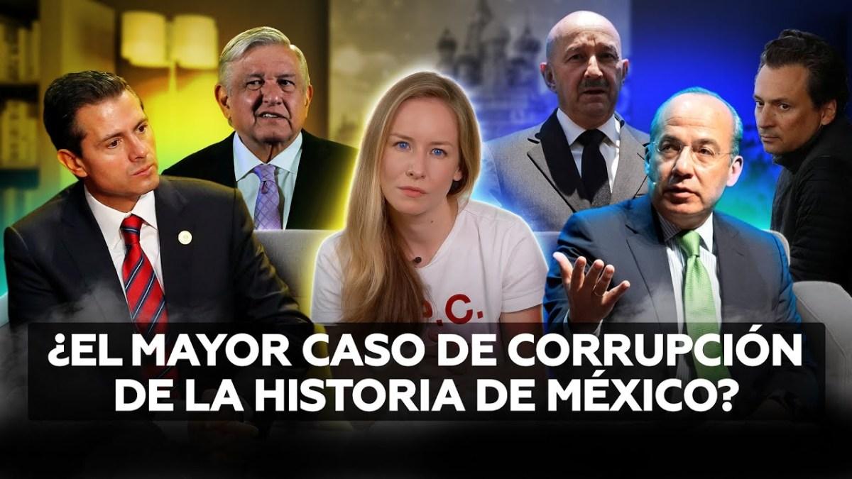 Se prendió el ventilador de la corrupción en México: Pemex, EPN, Calderón, AMLO… [y Chile… ¿cuándo?]
