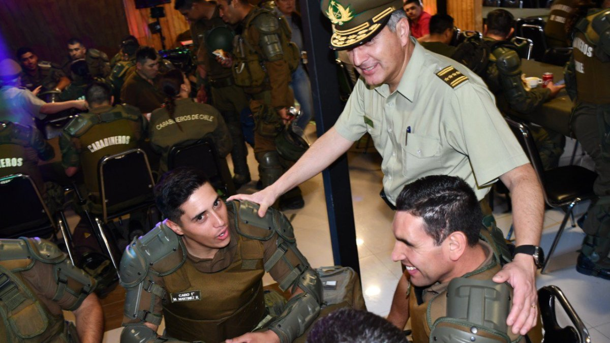 El errático generalato del Coronel Mario Rozas