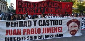 A 8 años del asesinato del dirigente sindical Juan Pablo Jiménez