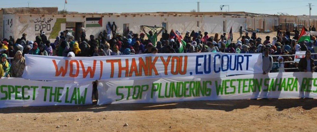 Ministro de Exteriores marroqui califica de «acoso judicial» la batalla legal del Sahara Occidental en defensa de sus recursos pesqueros