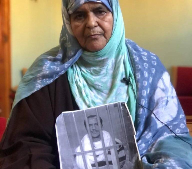 El periodista saharaui, Lamin Haddi, cumple 52 días en huelga de hambre en cárcel marroqui