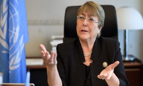 Bachelet dice no poder denunciar los crímenes de Marruecos contra el pueblo Saharaui porque «ciertas partes» se lo impiden. ¿Quiénes?